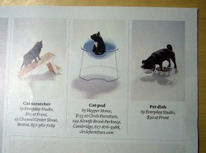 Boston Globe Cat Pet Coverage