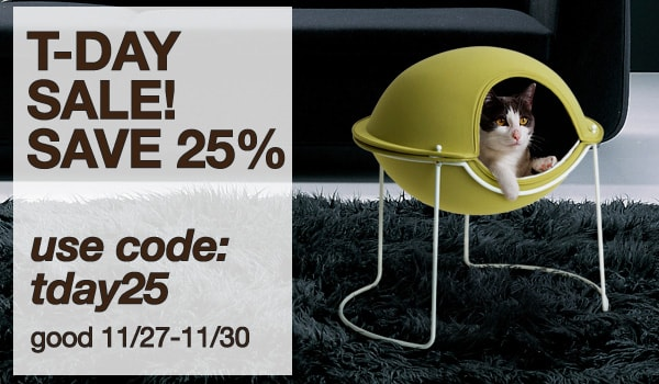 T-DAY SALE! SAVE 25%