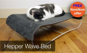 Hepper Wave bed NOmnOm