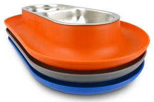 Hepper NomNom Cat Bowl colors