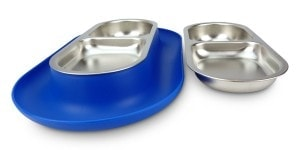 Hepper Cat Bowl Stainless Steel