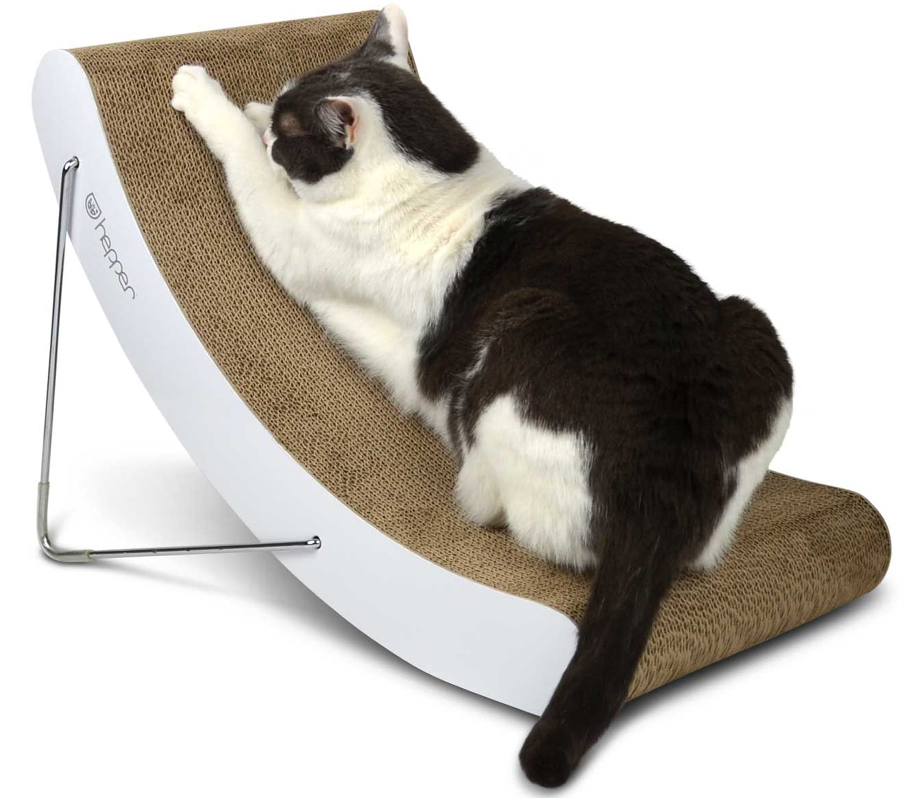 how do cats act when in heat