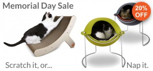 Hepper sale on Cat Beds