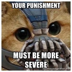Your Ab Workout: Batman Dark Knight Rises Bane Cat Parody