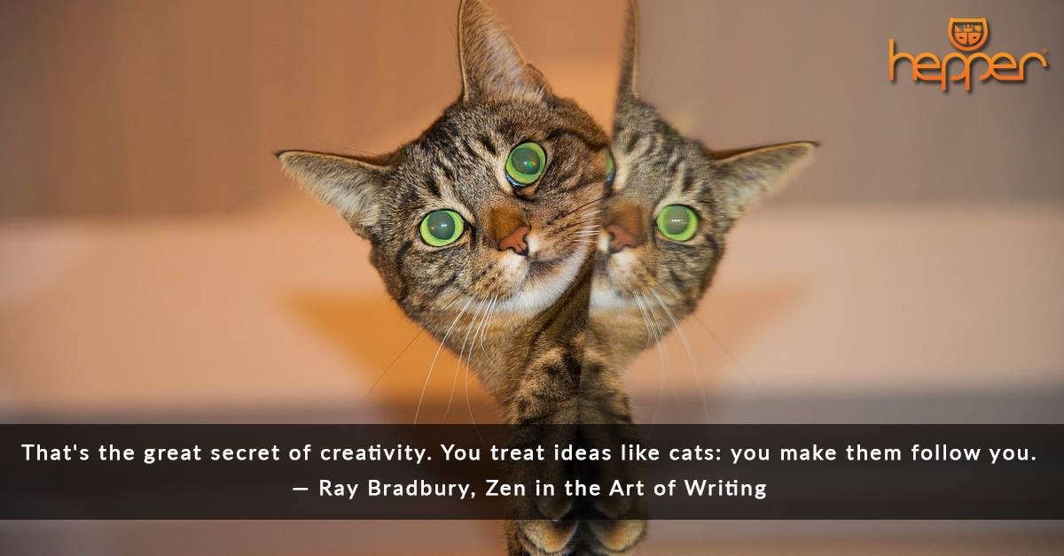 Best Cat Quotes – Ray Bradbury
