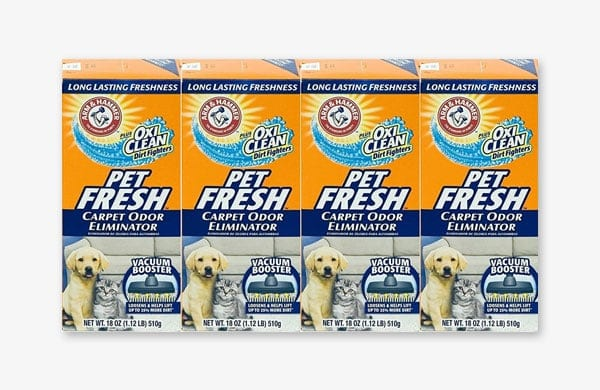 arm and hammer pet fresh