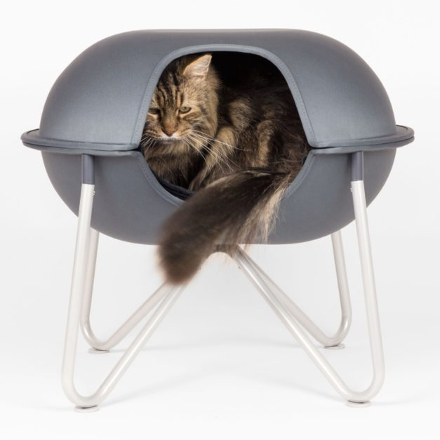 hepper pod pet bed for cats