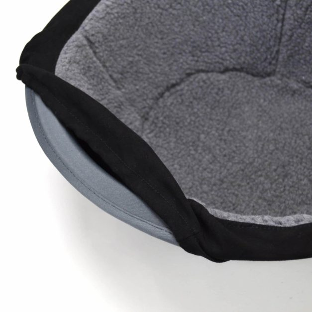 Hepper Cat Bed Detail Herringbone