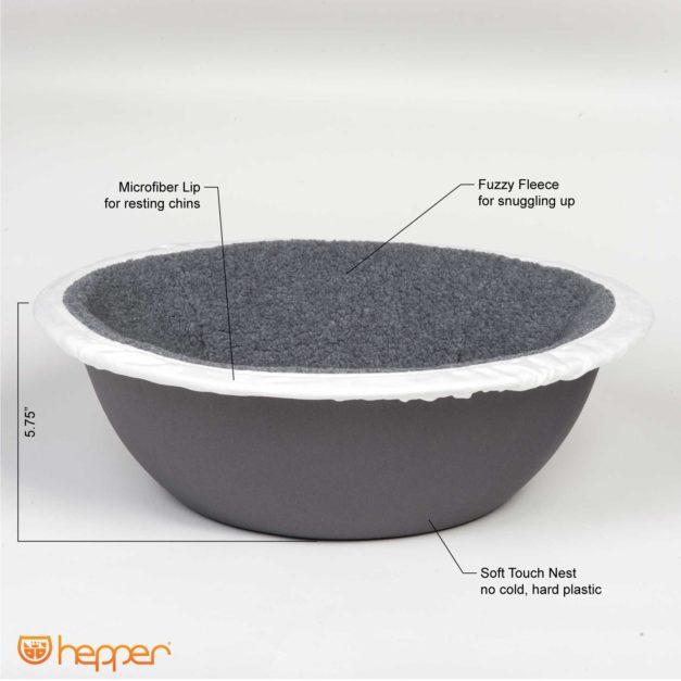 Hepper Nest Details