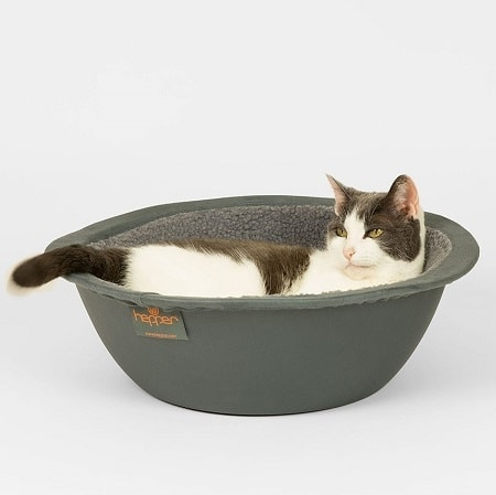 1Hepper - Nest Cat Bed - Modern Cat Furniture