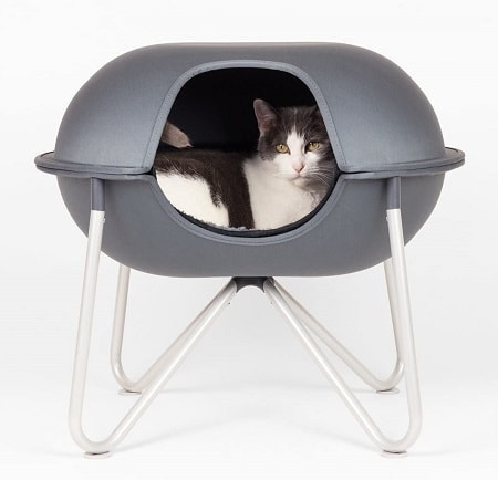 1Hepper - Pod - Modern Cat Bed, Perch, House or Condo