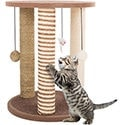 PETMAKER Modern Cat Scratcher Post