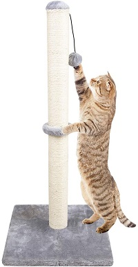 5Dimaka 34 Tall Ultimate Cat Scratching Post