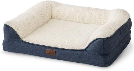 6Bedsure Orthopedic Pet Sofa Beds
