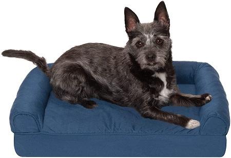 7Furhaven Pet Dog Bed