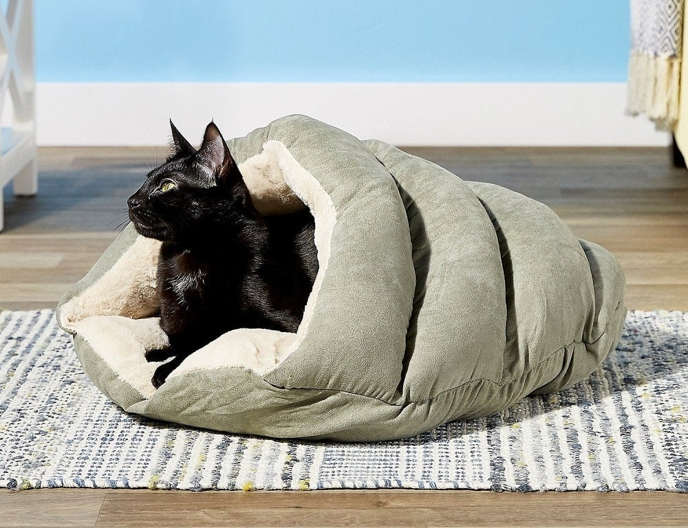 Ethical Pet Covered Cat Bed