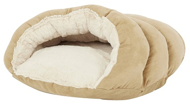 Ethical Pet Sleep Zone Cuddle Cave Cat & Dog Bed