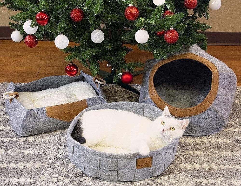 Kitty City Modern Cat Bed