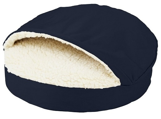 Snoozer Pet Products Cozy Cave Covered Cat & Dog Bed