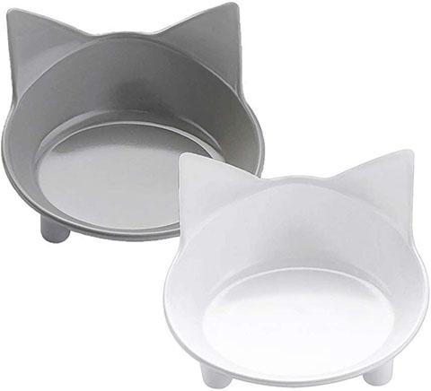 lesotc Cat Food Bowl
