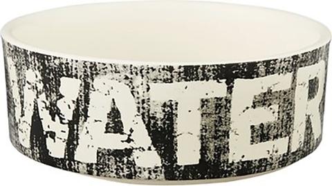 PetRageous Designs Vintage Water Ceramic Dog & Cat Bowl