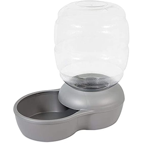 Petmate Pearl Replendish Waterer with Microban