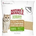 Nature's Miracle Premium Clumping Corn Cob Litter