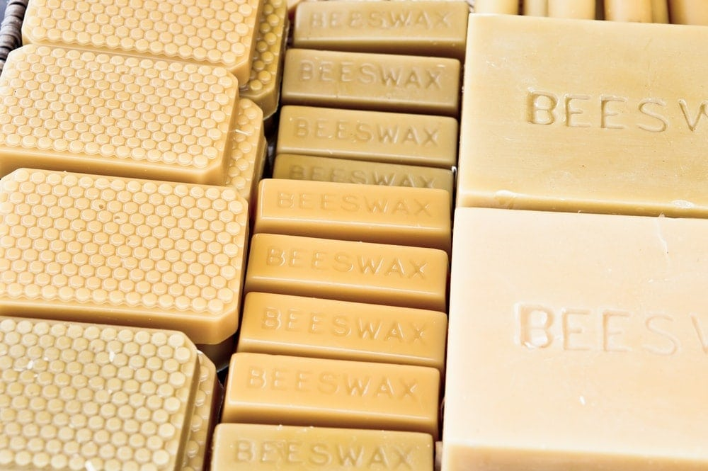 wax bars paste