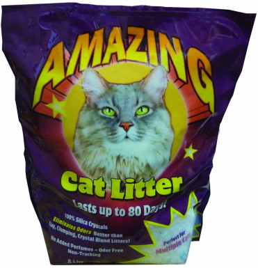 Amazing Cat Litter_Amazon