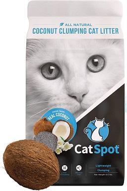 CatSpot Litter coconut