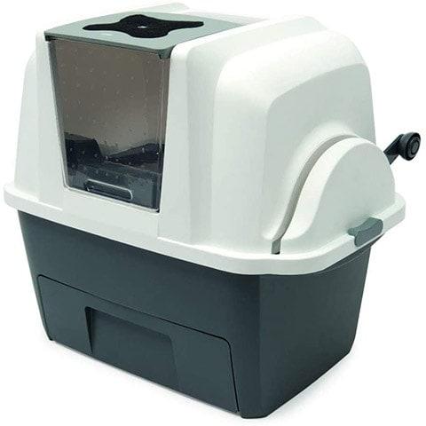 Catit SmartSift Self-Cleaning Litter Box