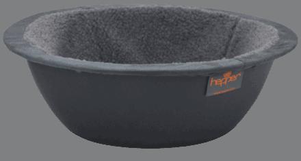 Hepper Nest Cat Bed Grey/Grey