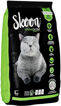 Skoon All-Natural Cat Litter eco friendly_Amazon