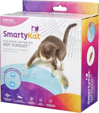 SmartyKat Hot Pursuit cat toy_Chewy