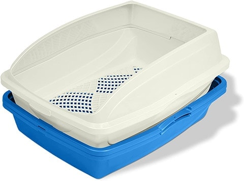 Van Ness CP5 Sifting Cat Pan:Litter Box with Frame