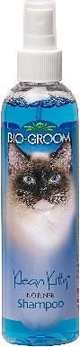 BioGroom Waterless Klean Kitty Cat Shampoo