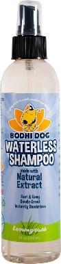 Bodhi Dog Waterless Lemongrass Dog, Cat & Small Animal Dry Shampoo